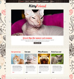 Animals & Pets Joomla  Template 52312