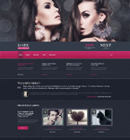 Personal Page Joomla  Template 52317