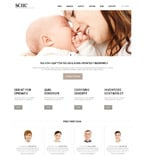 Medical Joomla  Template 52318