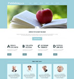 Books Joomla  Template 52320