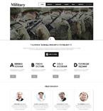 Military Joomla  Template 52321