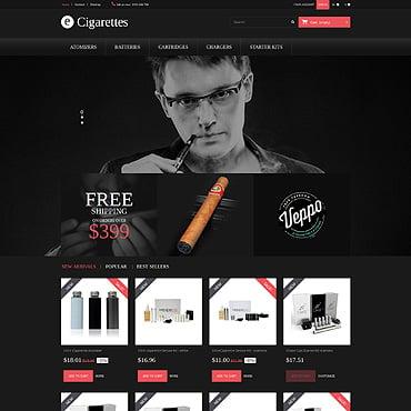 Купить  пофессиональные PrestaShop шаблоны. Купить шаблон #52326 и создать сайт.