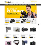 Electronics Magento Template 52327