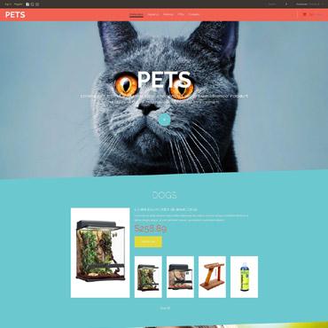 Купить  пофессиональные VirtueMart шаблоны. Купить шаблон #52331 и создать сайт.