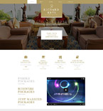 Hotels Muse  Template 52337