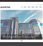 Architecture Moto CMS 3  Template 52349