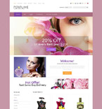 Beauty ZenCart  Template 52366