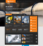 WordPress Template 52370