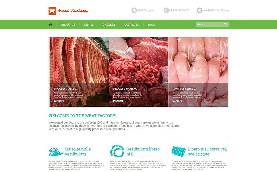 Responsive WordPress thema over Kruidenierswinkel  New Screenshots BIG