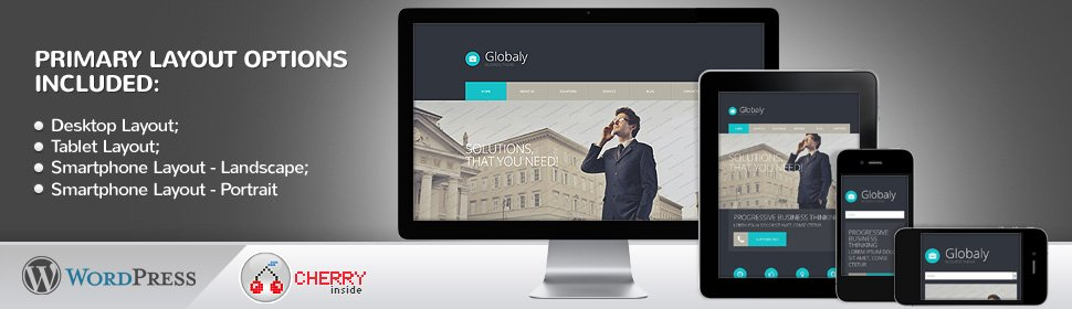 Globaly - Full Cycle Business Management & Consulting Responsive