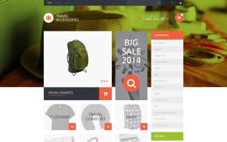 Travel Essentials PrestaShop Theme