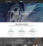 Cars Website  Template 52391