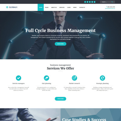 Consultant wp theme consulting responsive wordpress theme cheaphphosting Gallery