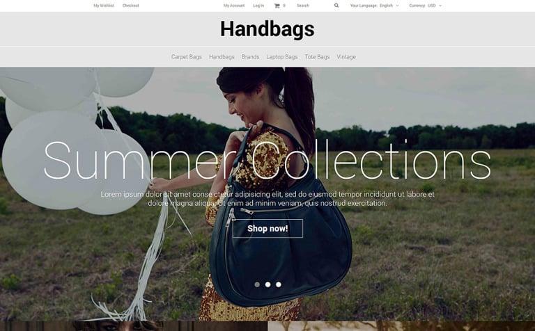 7 Fashion Magento Themes & Templates