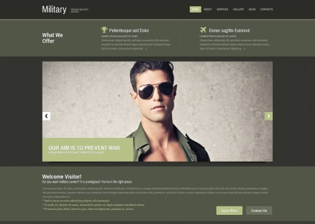 Military Responsive