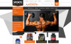 Szablon ZenCart Bodybuilding Supplements #52369 New Screenshots BIG