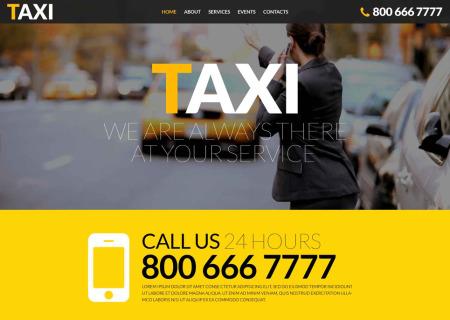 Taxi Responsive