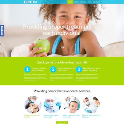 Plantillas WordPress para Sitios de Odontología