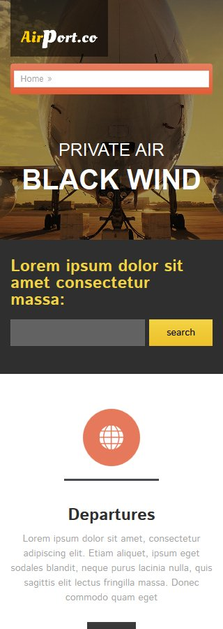 Drupal Template 52406 Main Page Screenshot