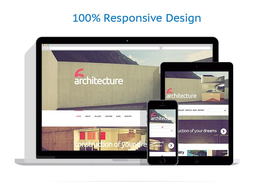 Thèmes Joomla Architecture #52409