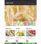 Agriculture Joomla  Template 52410