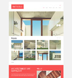 Architecture Joomla  Template 52411