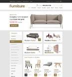 Furniture osCommerce  Template 52417