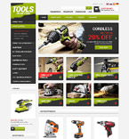 osCommerce  Template 52419