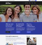 Education WordPress Template 52422