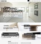 Furniture WordPress Template 52423
