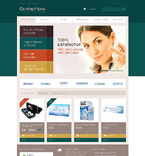 Medical PrestaShop Template 52427