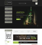 Food & Drink PrestaShop Template 52428