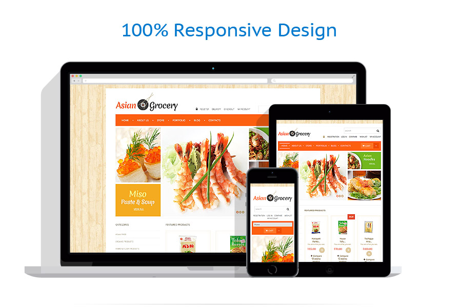 WooCommerce Themes Alimentation et Boissons #52448