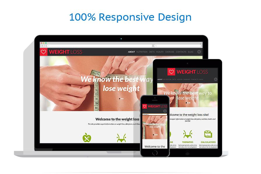 Modèles HTML5 Médical #52450