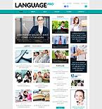 Education WordPress Template 52458