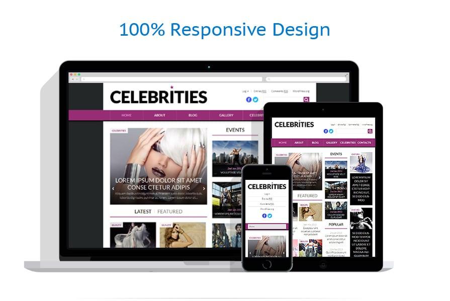 Thèmes WordPress Média #52459