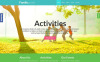 Responsivt Family Board WordPress-tema New Screenshots BIG