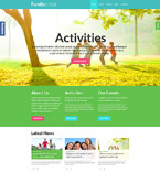WordPress Template 52464