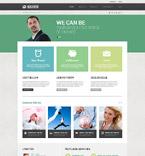 Template 52470 Wordpress 3.x