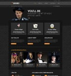 Personal Page WordPress Template 52473