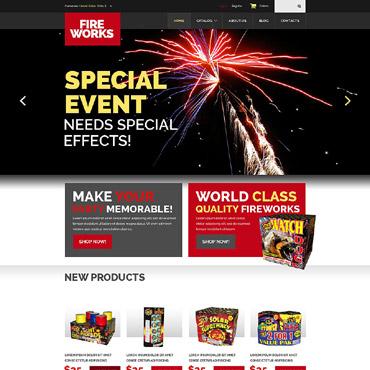 Купить  пофессиональные VirtueMart шаблоны. Купить шаблон #52484 и создать сайт.