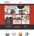 Furniture Magento Template 52485