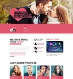 Dating Muse  Template 52487