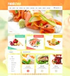 Food & Drink WooCommerce Template 52488