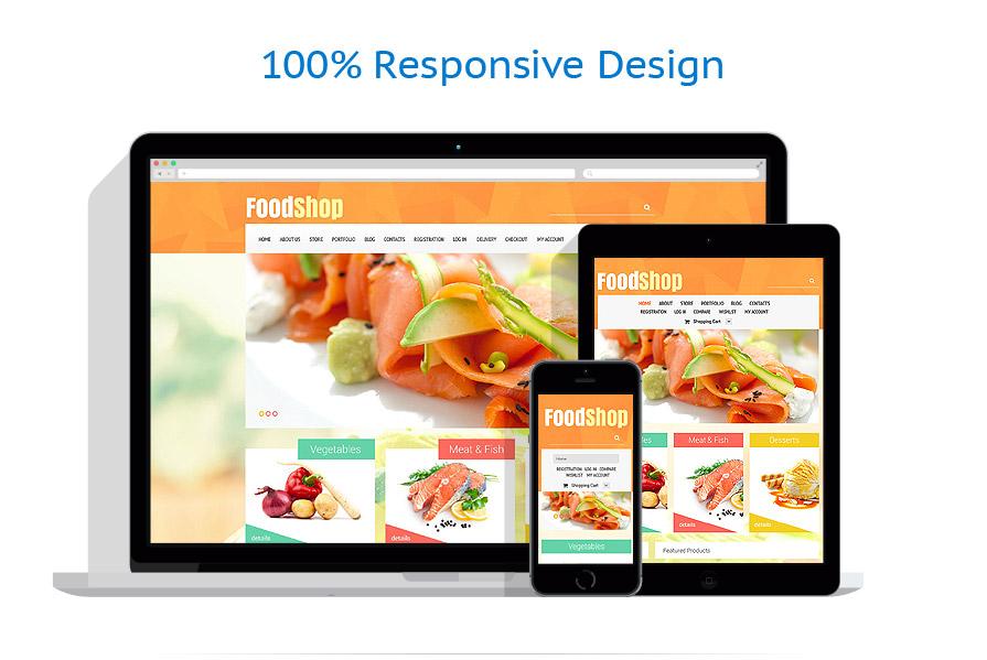 WooCommerce Themes Alimentation et Boissons #52488