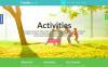 Адаптивний WordPress шаблон на тему сім`я New Screenshots BIG