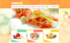 Адаптивный WooCommerce шаблон №52488 на тему магазин еды New Screenshots BIG