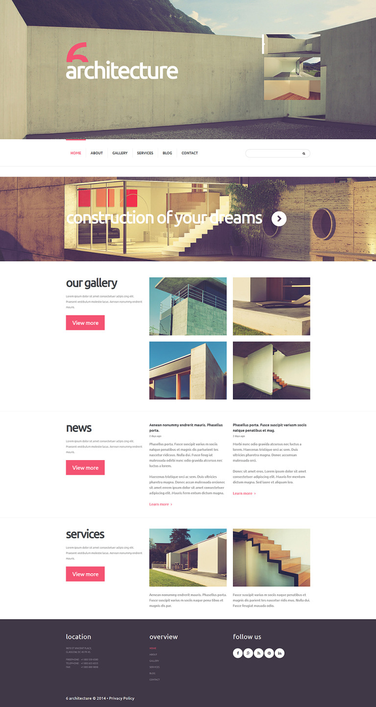 Art of Building Joomla Template New Screenshots BIG