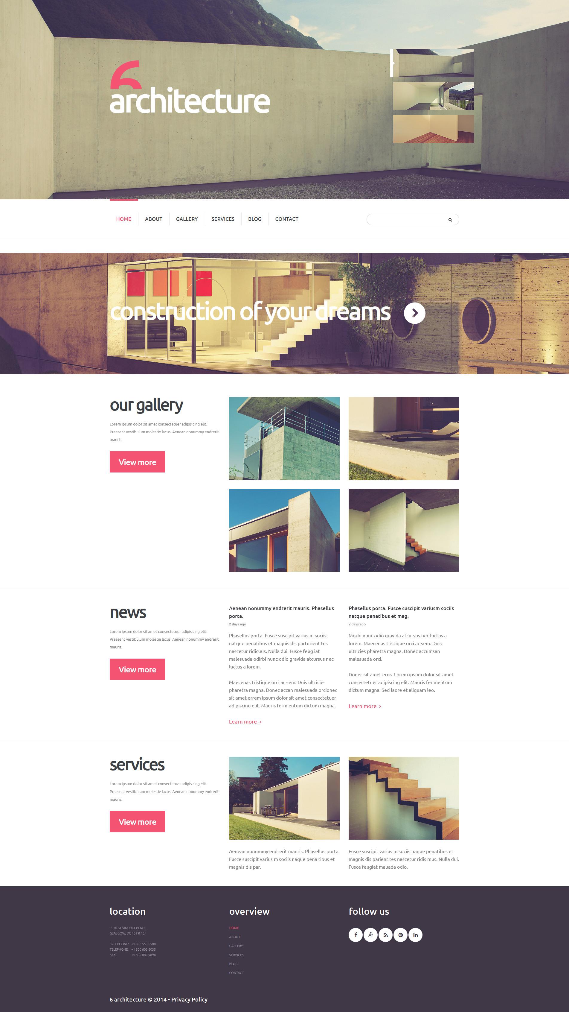 Art of Building Joomla Template - screenshot
