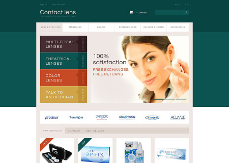 Contact Lens Store